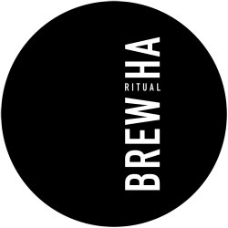 Brew Ha Cafe (T/A) Logo