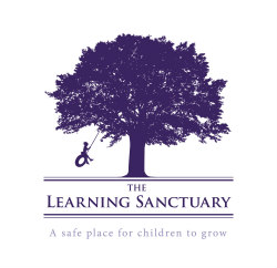 The Learning Sanctuary Logo